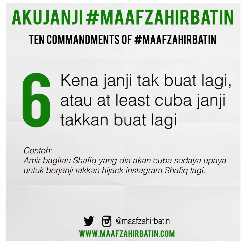 Akujanji Maaf Zahir Batin Insta 06-01